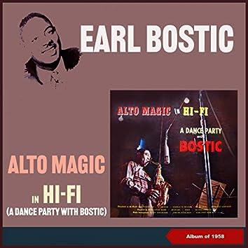 Alto Magic in Hi-Fi (A Dance Party with Bostic) [Album of 1958]