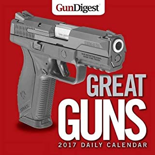 Gun Digest Great Guns 2017 Calendar