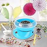Whixant Cotton Candy Machine Cotton Candy Maker Hard Candy, Sugar Free Candy, Sugar Floss, Homemade Sweets for Birthday Parties - Includes 10 Candy Cones & Scooper