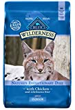 Blue Buffalo Wilderness High Protein Grain Free, Natural Adult Indoor...