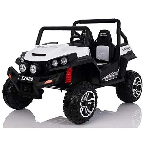 Buggy RSX 4 Motores 12V, Infantil, Mando Parental, 2 PLAZAS