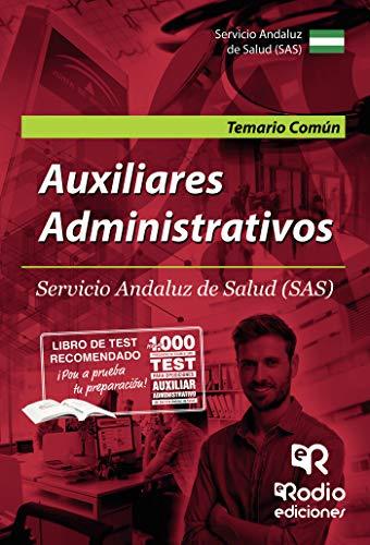 Auxiliares Administrativos: Servicio Andaluz de Salud (SAS)