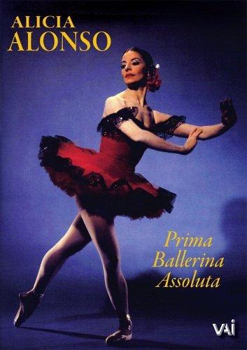 ALICIA ALONSO PRIMA BALLERINA