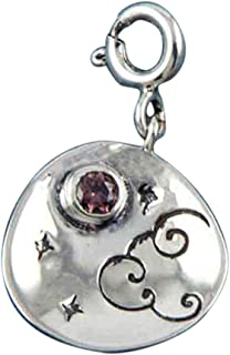 Fourseven Jewelry Pure 925 Sterling Silver Charm for Bracelet and Necklace