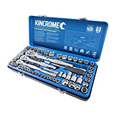 Our most diverse socket kit, with a full range of 1/4 inch up to 1/2 inch drive sockets and reversible ratchets, gives you the tool you need, when you need it Packing more tools per square inch than our competitors, this set even includes a screwdriv...