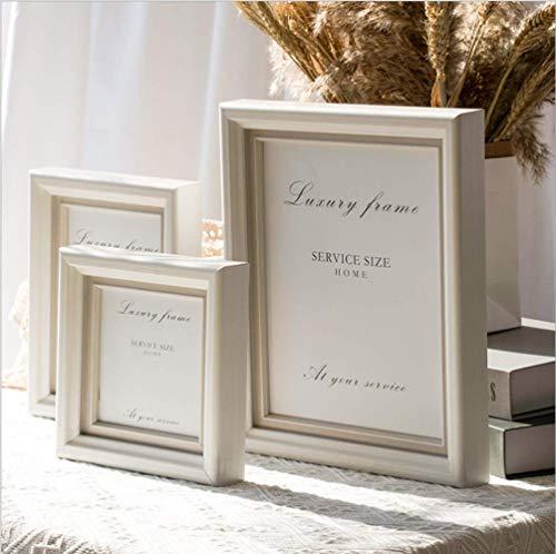 Neue warme Erinnerungen Fotorahmen Bilderrahmen Brautkleid kreative Rahmen Set Tisch hängen Wand 5inch