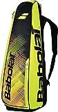 Babolat Backracq 8 Sac Raquette De Badminton, Jaune, Taille Unique