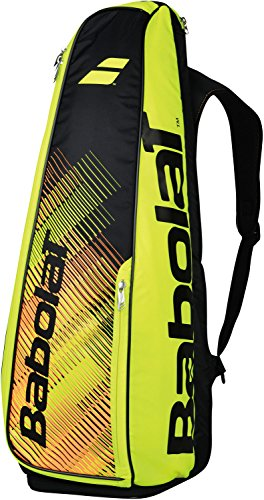 Babolat Backracq 8 Badminton Racquet Bag, Yellow, One Size