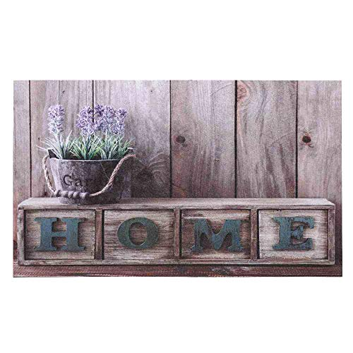 Siena Home PALISADE Lavendel Fußmatte 45x75cm