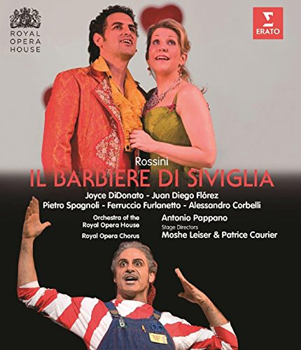 Rossini - Il barbiere di Siviglia [Blu-ray]