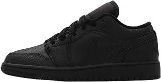 Nike Air Jordan 1 Low (GS), Chaussures de Basketball Garçon