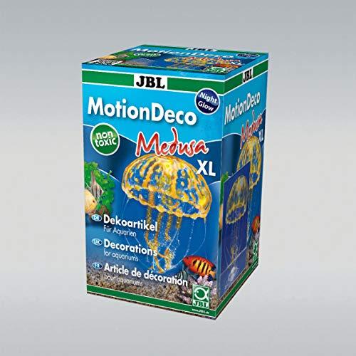 JBL Motion Deco Medusa 60454 Dekorfigur Qualle, beweglich für Aquarien XL Orange