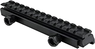 Monstrum Tactical Lockdown Series High Performance Riser Mount | 5.75 inch L / 13 Slot