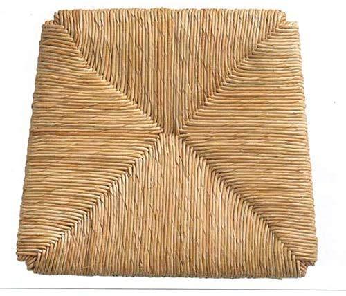 Juego de asientos de paja de repuesto para sillas de paja Venecia, Pisa, Paesana, varios modelos + feltrinos de regalo (1, marco de paja [mod. 996]