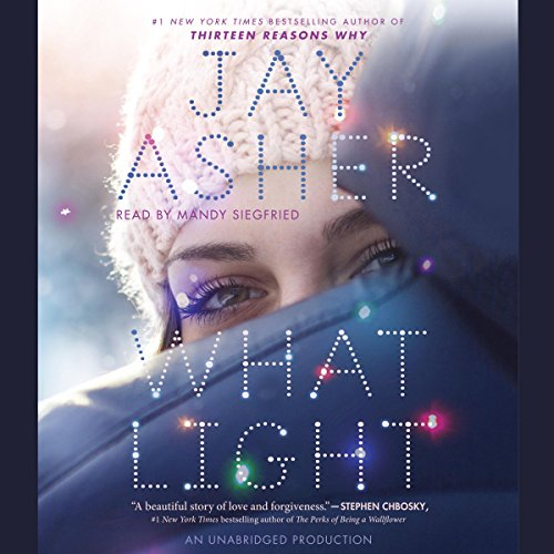 What Light audiobook cover art