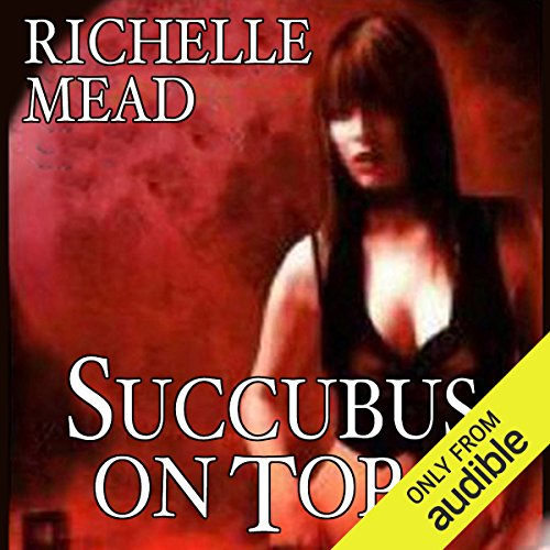 Succubus on Top audiobook cover art