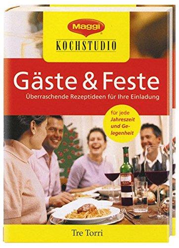 MAGGI Kochstudio - Gäste & Feste
