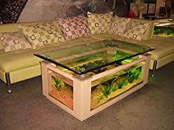 Fish Tank Coffee Table Fun Reviews Prices Tips More Aquarium - Fish tank coffee table cheap