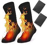 Beenjoy Calcetines Calefactables para Hombres y Mujeres,...