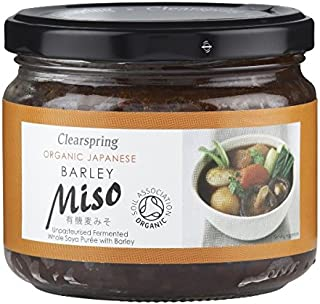 Clearspring Mugi Miso No Pasteurizado (Cebada) Bio (Barley) 490 g