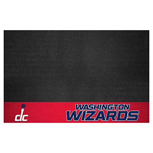 FANMATS 14224 NBA Washington Wizards Grill Mat