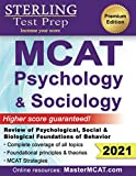 Sterling Test Prep MCAT Psychology & Sociology:...