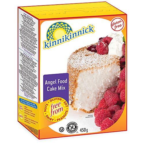 Kinnikinnick Gluten Free Angel Food Cake Mix, 16 Ounce