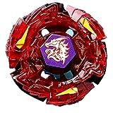 Elrozo Rapidity Meteo L-Drago Rush - Peonza para Beyblade Metal Fusion 4d Fury Arena (sin lanzador)