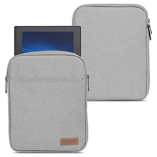 NAUC Custodia a tasca compatibile per Lenovo IdeaPad Duet 3i 10.3 pollici, colore grigio e nero, blu