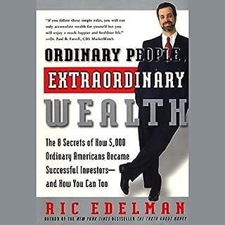 Ordinary People, Extraordinary Wealth audiobook cover art