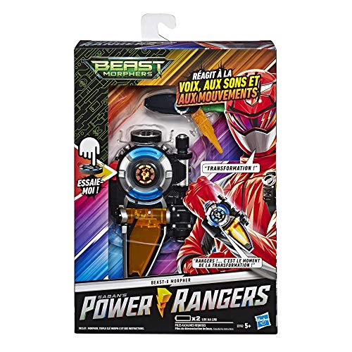 Morpher X Power Rangers Beast Morphers – Jouet électronique Power Rangers