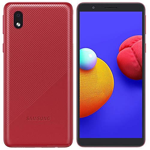 "Samsung Galaxy A01 Core (16GB, 1GB RAM) 5.3"", 3000mAh Battery, US & Global 4G LTE GSM Unlocked International Model - A013M/DS"