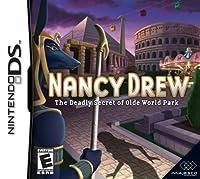 Nancy Drew: The Deadly Secret of Olde World Park (輸入版)