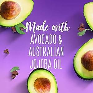Aussie Paraben-Free Miracle Moist Shampoo for Dry Hair, Avocado & Jojoba, 360ml, Pack of 6