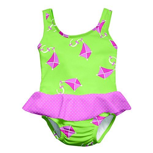 Iplay MOD Skirty Tanksuit Lime Kite Size S (0 6 Mois) Sun Protection 50+
