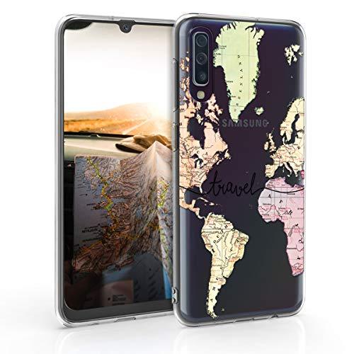 bon comparatif Coque Kwmobile pour Samsung Galaxy A50 – Coque de protection en silicone… un avis de 2021