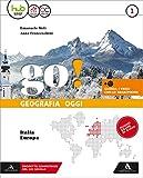 Go! Per la Scuola media. Con e-book. Con espansione online. Con 2 libri: Regioni-Atlante (Vol. 1)