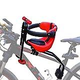 FenglinTech Baby Bike Seat, Front Mounted Child Bike Seat...