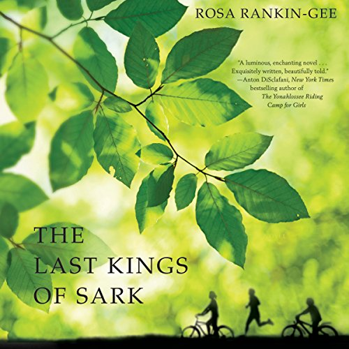 The Last Kings of Sark audiobook cover art