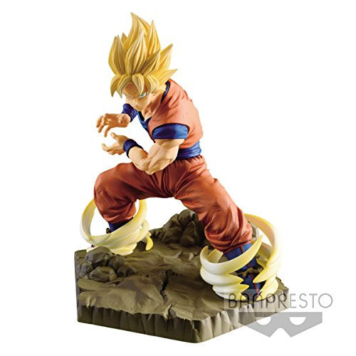 Banpresto Dragonball Z - Absolute Perfection Figura, Son Goku, 82404,