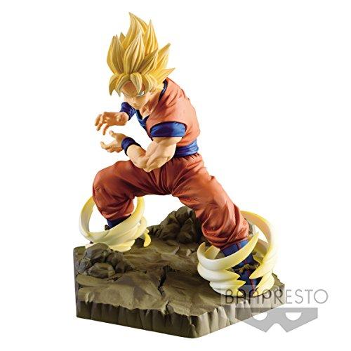 Banpresto Dragonball Z - Absolute Perfection Figura, Son Goku, 82404,