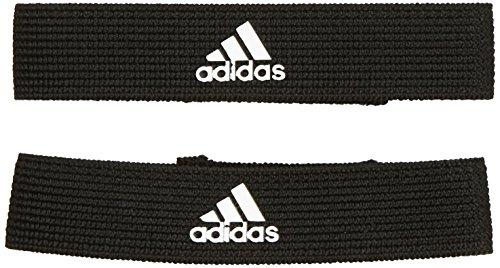 adidas Bande pour protège-tibia Taille unique Noir noir/blanc Taille unique