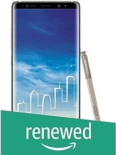 (Renewed) Samsung Galaxy Note 8 (Maple Gold)