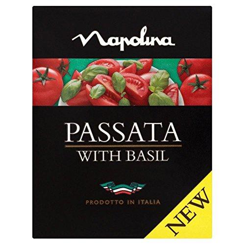 Napolina Passata Con Basilico (390g)