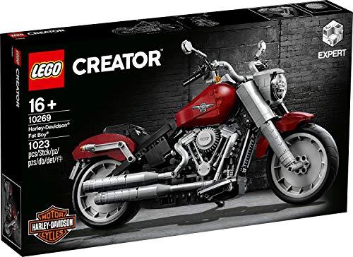 LEGO Creator 10269 Harley Davidson Fatboy Expert Series