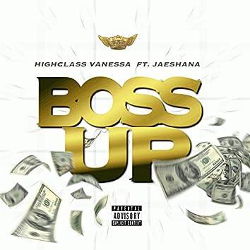 BOSS UP (feat. jaeshana)