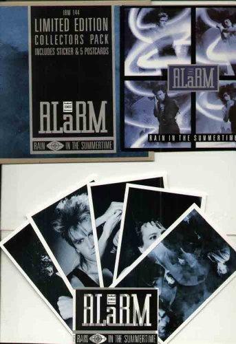 ALARM - RAIN IN THE SUMMERTIME - 7 inch vinyl / 45