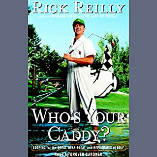 Who's Your Caddy? audiobook cover art