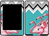caseable - Skin per Kindle Paperwhite - adatta a Kindle Paperwhite di ogni generazione, Flamingo Pattern