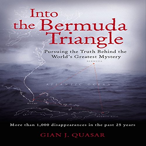 Into the Bermuda Triangle audiobook cover art